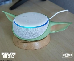 star wars yoda echo dot alexa amazon