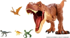 Imagen de Tiranosaurio Rex Jurassic World Super Colossal Dino Rivals 1 METRO - STOCK DISPONIBLE