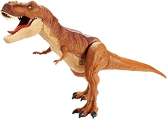 Tiranosaurio Rex Jurassic World Super Colossal Dino Rivals 1 METRO - STOCK DISPONIBLE - comprar online