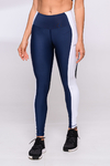 Legging Tape Azul Marinho - Reflect