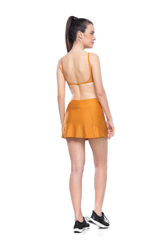 Top Fitness Lara - Ocre - The Fit Brand