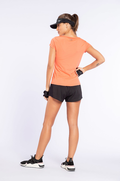 Blusa Intense Essential - Fresh Coral - The Fit Brand