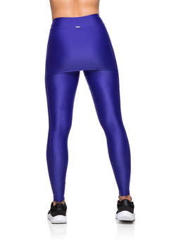 Legging Fitness Cover - Azul Bic na internet