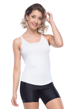 Regata Fitness Perfect Basic - Branco