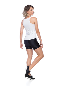 Regata Fitness Perfect Basic - Branco - The Fit Brand