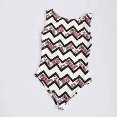 BODY CHEVRON FLOWER
