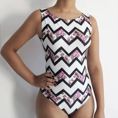 BODY CHEVRON FLOWER - comprar online