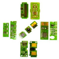 Chip HP UNIV Color U6 CP 1025, 1415, 1525, 3525, 2020, 2025 (CE312, CE322, CE252, CC532A) Yellow