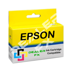 Cartucho Ink Jet Alternativo Epson T42WD / Tx560WD / TX620 (T1401) Black