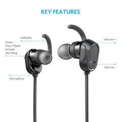 Anker SoundBuds Sports Bluetooth
