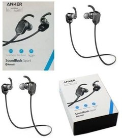 Anker SoundBuds Sports Bluetooth - comprar online