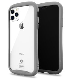 Capa iFace iPhone 11 Pro Reflection Cinza