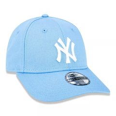 Boné Infantil New Era Mlb 9Forty New York Yankees Azul Mbg19bon008