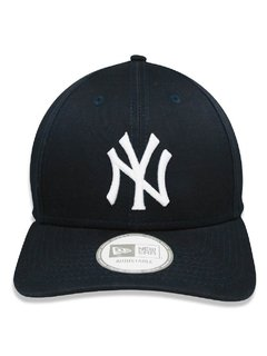Boné New Era 9Forty MLB New York Yankees Azul 43791 - comprar online