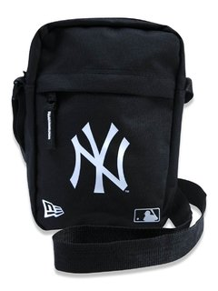 Shoulder Bag New Era MLB New York Yankees Preta MBP19BAG006