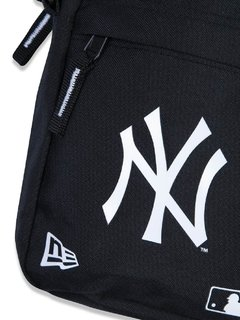 Shoulder Bag New Era MLB New York Yankees Preta MBP19BAG006 - newera