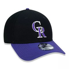Boné New Era 9Forty MLB Colorado Rockies Preto MBPERBON392