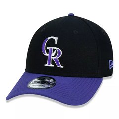 Boné New Era 9Forty MLB Colorado Rockies Preto MBPERBON392 na internet