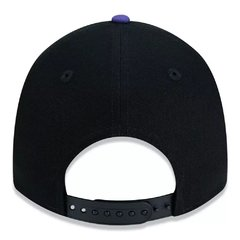 Boné New Era 9Forty MLB Colorado Rockies Preto MBPERBON392 - newera