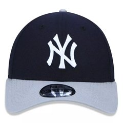 Boné New Era 9Forty MLB New York Yankees Azul MBPERBON401 - comprar online