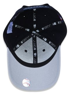 Boné New Era 9Forty MLB New York Yankees Azul MBPERBON401 - loja online