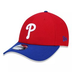 Bone New Era 9Forty MLB Philadelphia Phillies Vermelho MBPERBON403 na internet