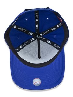Boné New Era 9Forty MLB Los Angeles Dodgers Team Color Azul MBPERBON425 - loja online