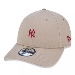 Boné New Era 9Forty MLB New York Yankees Bege MBV19BON142 na internet