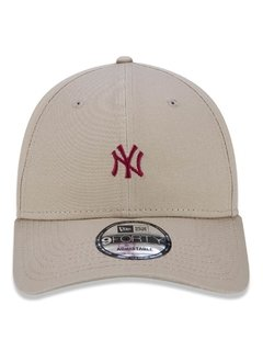Boné New Era 9Forty MLB New York Yankees Bege MBV19BON142 - comprar online