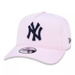 Boné New Era 9Forty MLB New York Yankees Rosa MBV19BON147 na internet