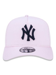 Boné New Era 9Forty MLB New York Yankees Rosa MBV19BON147 - comprar online