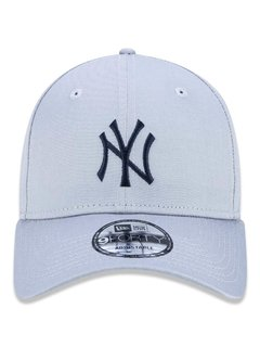 Boné New Era 9Forty MLB New York Yankees Cinza MBV19BON158 - comprar online