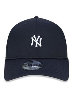 Boné New Era MLB 39Thirty New York Yankees Marinho MBV20BON108 - newera