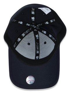 Boné New Era MLB 39Thirty New York Yankees Marinho MBV20BON108 - loja online