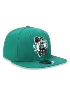 Boné New Era 9Fifty NBA Boston Celtics Verde NBV18B0N361