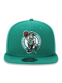 Boné New Era 9Fifty NBA Boston Celtics Verde NBV18B0N361 - comprar online