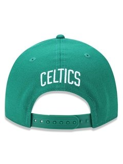 Boné New Era 9Fifty NBA Boston Celtics Verde NBV18B0N361 - newera