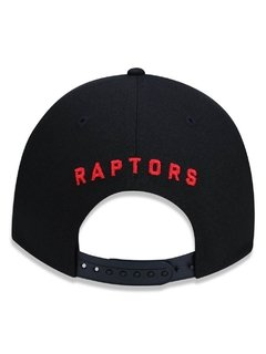 Boné New Era 9Forty NBA Toronto Raptors Preto NBV18BON386 - newera