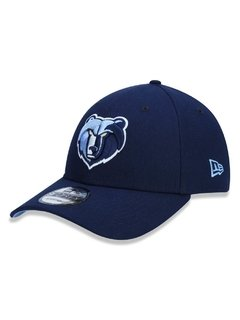 Boné New Era 9Forty NBA Memphis Grizzlies Azul NBV18BON404 na internet