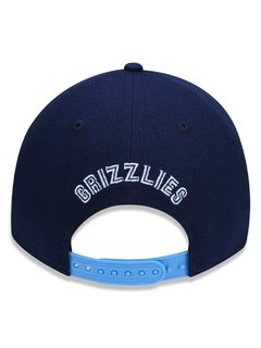 Boné New Era 9Forty NBA Memphis Grizzlies Azul NBV18BON404 - newera