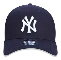 Boné New Era Mlb 39thirty New York Yankees Azul Neperbon155 - comprar online