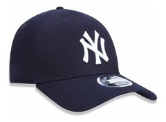 Boné New Era Mlb 39thirty New York Yankees Azul Neperbon155