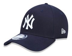 Boné New Era Mlb 39thirty New York Yankees Azul Neperbon155 na internet