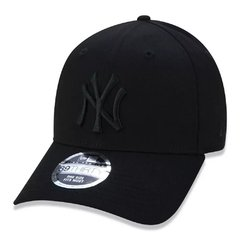 Boné New Era 39Thirty MLB New York Yankees Preto NEPERBON161 na internet