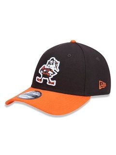 Boné New Era 9Forty NFL Cleveland Browns Marrom NFI18BON160 na internet