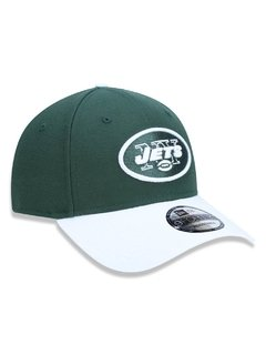 Boné New Era 9Forty NFL New York Jets Verde NFI18BON169