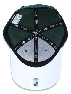Boné New Era 9Forty NFL New York Jets Verde NFI18BON169 - loja online