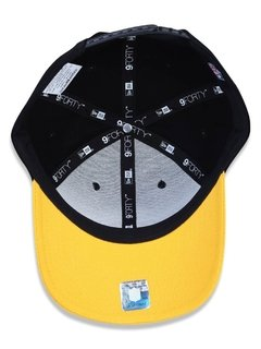 Boné New Era 9Forty NFL Pittsburgh Steelers Preto NFI18BON170 - loja online