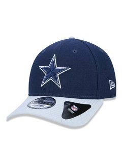 Boné New Era 9Forty NFL Dallas Cowboys Azul NFV17BON160 na internet