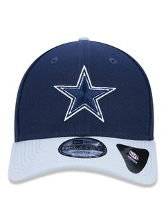 Boné New Era 9Forty NFL Dallas Cowboys Azul NFV17BON160 - comprar online